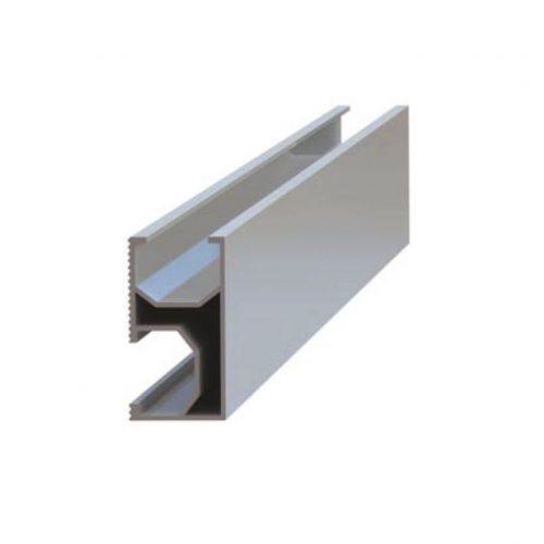 54Riel (4200 mm 6061-T5) VAL03-54-4200 Inclinado o Plano
