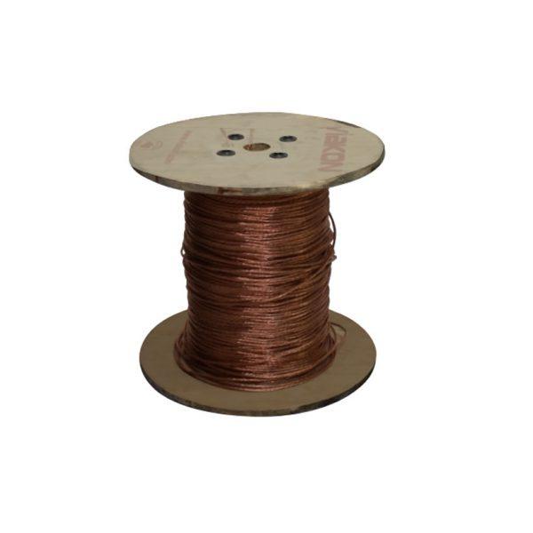 Cable a Tierra - El cable de puesto a tierra proporciona una ruta de conducción a la tierra que es independiente del camino normal que lleva la corriente dentro de un aparato eléctrico