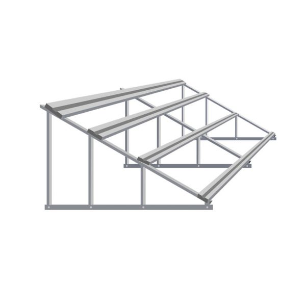Estructura para instalaciones fotovolaticas