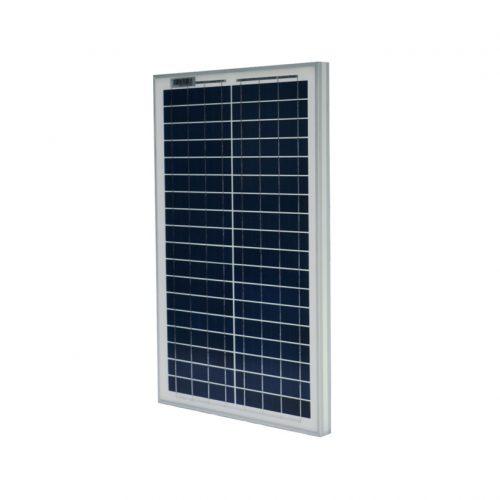 Panel Solar Potencia de 25 w Policristalino