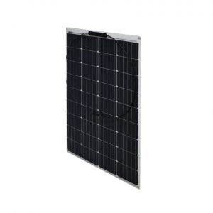 Panel Solar Semiflexible de 100 W de Potencia Monocristalino