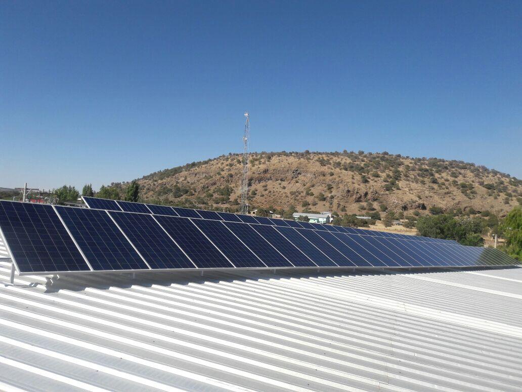 Proyectos de energía renovable en México