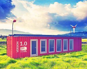 La independencia y la sostenibilidad definen las casas autosuficientes