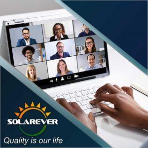 Registro a webinar de Solarever
