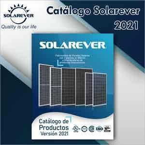 Catálogo Solarever 2021