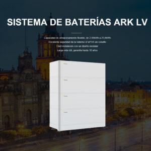 Sistema de baterías ARK LV