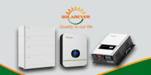 Soluciones de Almacenamiento de energía