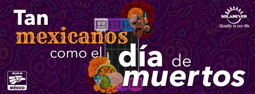 Tan Mexicanos como el Día de Muertos